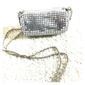 Small Shiny Crossbody purse